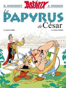 Le Papyrus de César © Les Editions Albert René