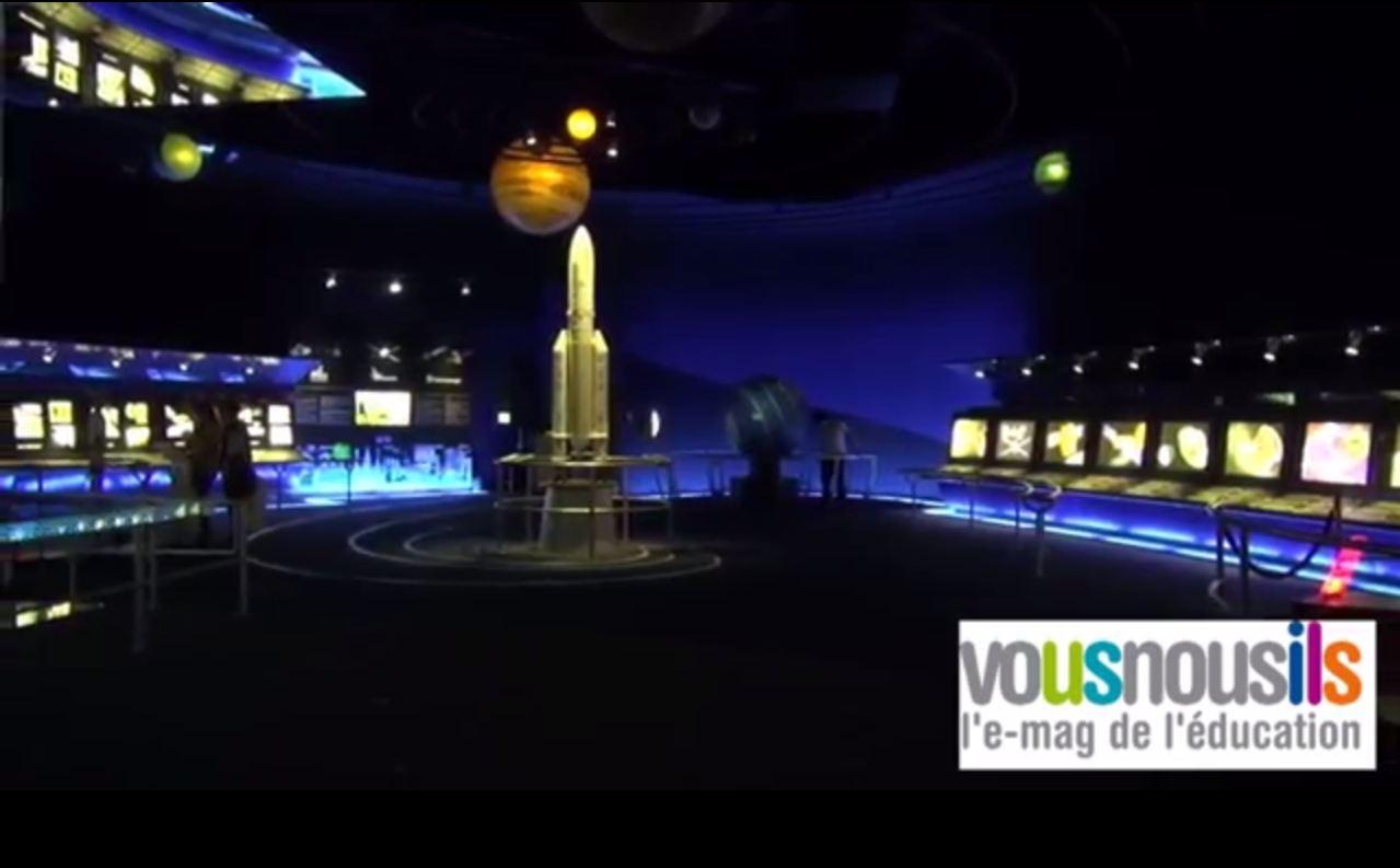 Futuroscope : découvrez les « attractions pédagogiques » pour les scolaires