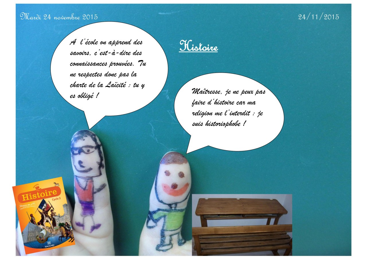 Journée de la laïcité : les enseignants se mobilisent partout en France (témoignages)