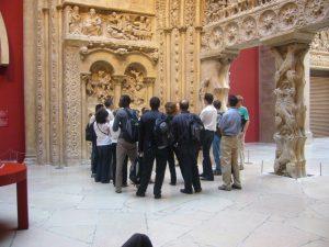 Galerie de sculptures monumentales