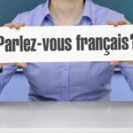 «Il faut apprendre le français, l'anglais ne suffit plus !»