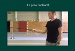 "Escrime - ""Les fondamentaux"" / Julien Andriot"