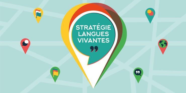 Najat Vallaud-Belkacem dévoile la Stratégie langues vivantes