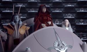 Palpatine au Sénat / Star Wars Episode III