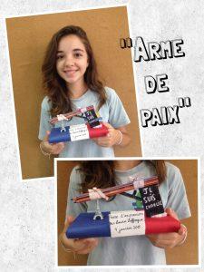 Travail de Laura Laffargue, 3ème B Collège Mateliane de Goyave, Guadeloupe