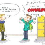 Les contrôles surprises, de vrais complots contre les élèves !