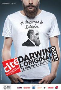 Darwin l'original - l'expo