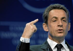 Nicolas Sarkozy, World Economic Forum Annual Meeting, 2011.