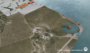 CNRS - Port La Nautique, Narbonne - Eduthèque