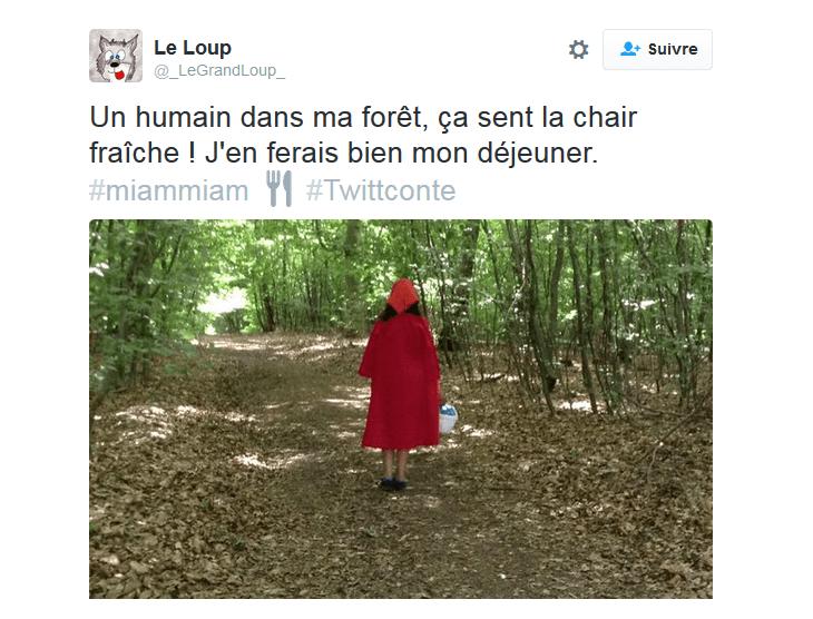 Twittconte : l'écriture collaborative d'un conte, sur Twitter