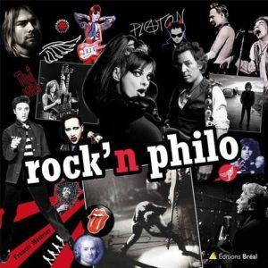 Rock'n philo, paru aux éditions Bréal