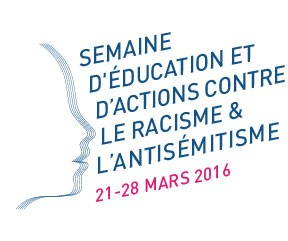 Logo semaine contre le racisme
