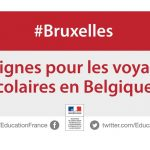 Attentats de Bruxelles : des consignes pour les voyages scolaires en Belgique