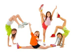 Happy sporty children ©Shmel-fotolia.com