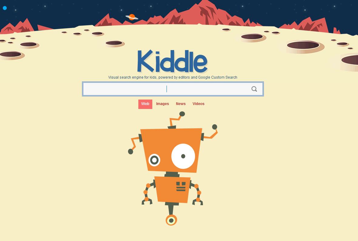 Kiddle : une version «sécurisée» de Google, destinée aux enfants
