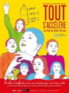 """L'affiche de """"Tout s'accélère"""", coup de coeur de la Fondation Nicolas Hulot"""