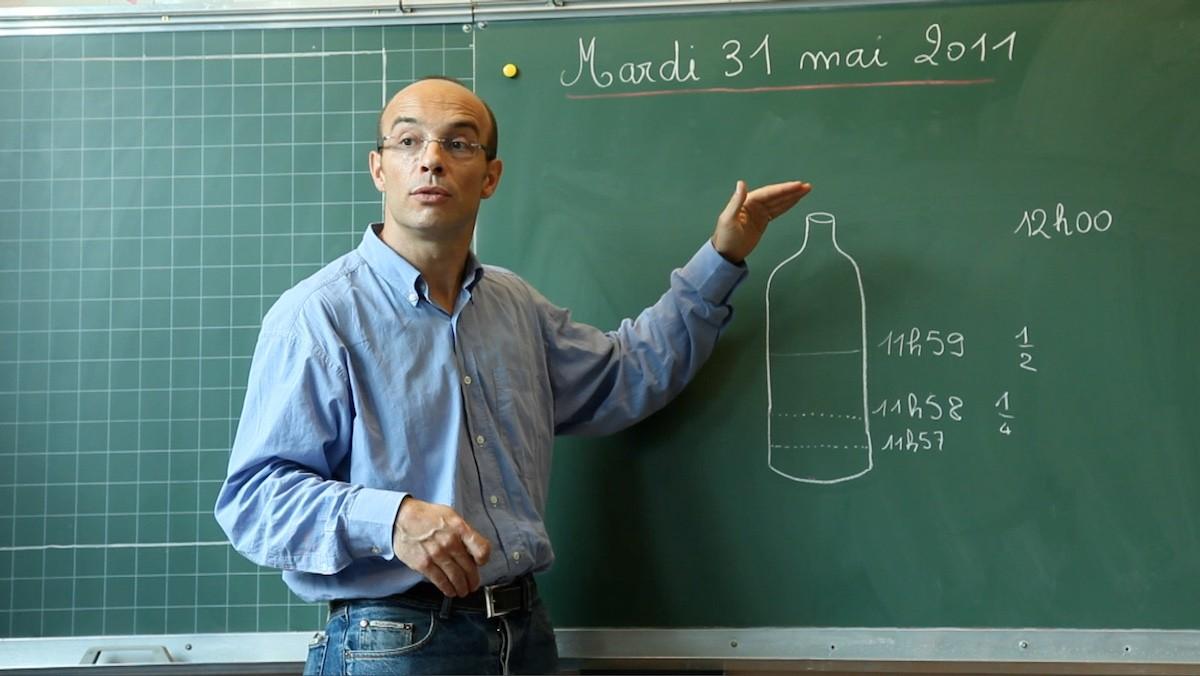 «Tout s'accélère» : quand un enseignant, ex-trader, prône de ralentir…