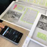 Audiobooks : «s'entraîner à lire» en 6e en concevant des contes audio