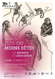 « Plus ou moins bêtes : les animaux et l'éducation »