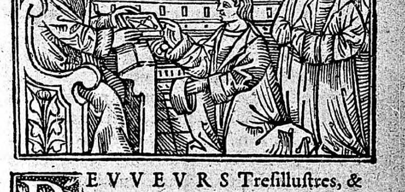 [Illustrations du Tiers livre des faictz et dictz héroïques du noble Pantagruel.] / François Rabelais / 1547 / BNF