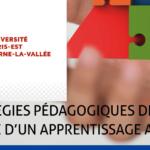 L'apprentissage actif au cœur des rencontres de l'innovation pédagogique à l'UPEM