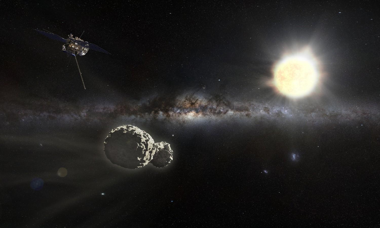 L'oxygène de Tchouri serait plus ancien que notre Système solaire