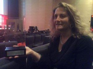 Le 9 mars 2016, les Assises du Journalisme de Tours ont décerné à Rose-Marie Farinella, le prix du projet pédagogique d'éducation aux médias.