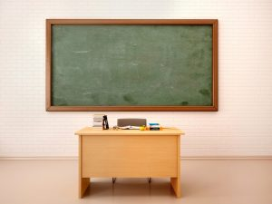 classe sans enseignant