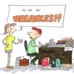 Que font les profs durant leurs vacances ? Ils nous le disent