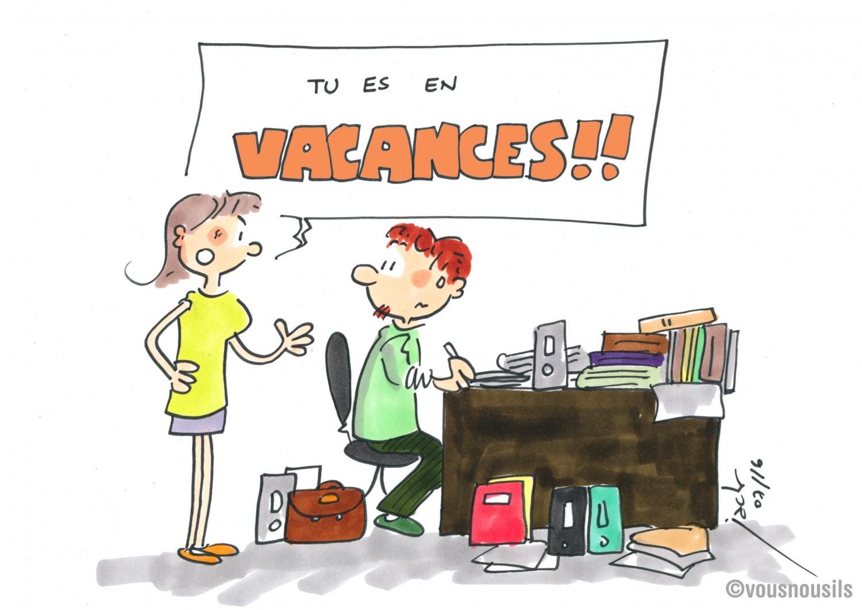 Que font (vraiment) les profs pendant les vacances d'été ?