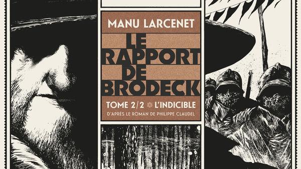 Le Rapport de Brodeck, la sublime adaptation en BD du Goncourt des lycéens 2007