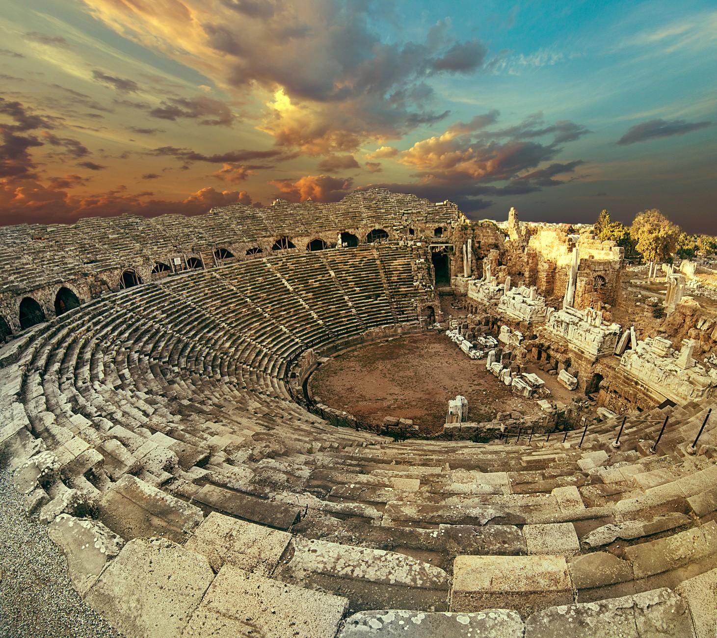 «Depuis l'Antiquité, les Jeux Olympiques attirent énormément de monde»