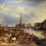 «Gens de la Seine» : une balade sonore dans le Paris du 18e siècle