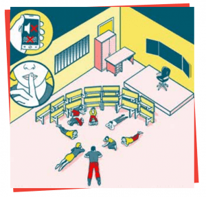 """""""Vigilance attentats : les bons réflexes"""" - Guide à destination des chefs d'établissement, des IEN et des directeurs d'école"""