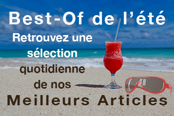 Retrouver une sélection quotidienne de nos meilleurs articles