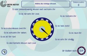 """""""L'heure tourne !"""" - Deutsch für Schulen / CNED - Goethe-Institut"""