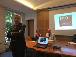 Philippe Tournier, secrétaire général du SNPDEN.