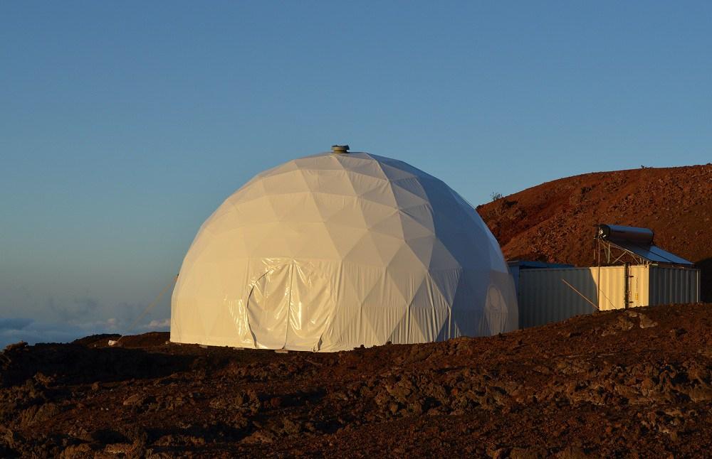 Simulation de la vie sur Mars : 6 chercheurs sortent de leur isolement