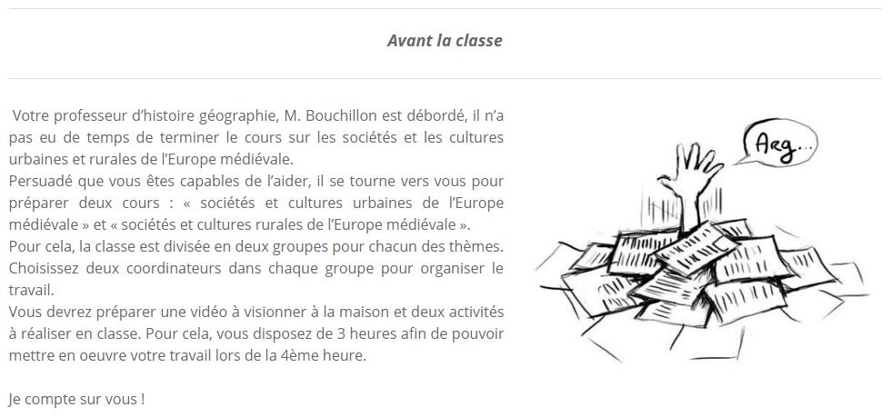 """Le """"teaser"""" d'une séance de la """"classe renversante"""" de David Bouchillon"""