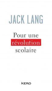 jack lang LIVRE
