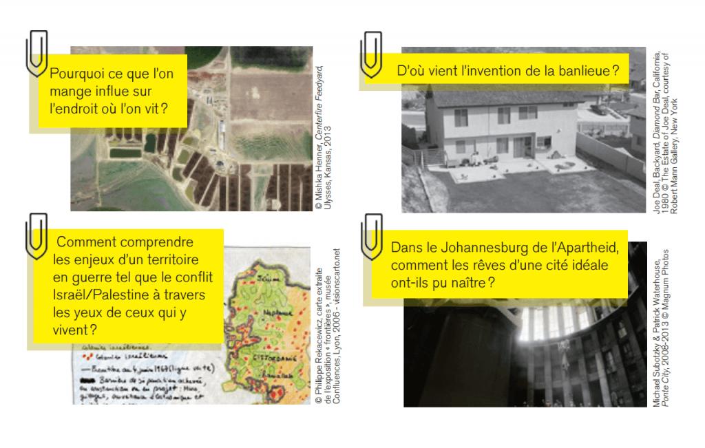 Ersilia - Parcours thématique / © LE BAL