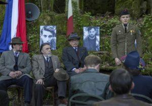 """Une commémoration au coeur de la saison 7 d'""""Un village français"""" © Angela ROSSI/ FTV"""