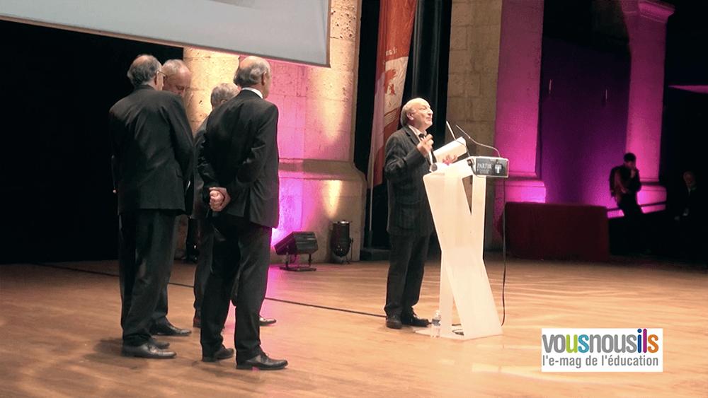 Un livre sur Jean Jaurès, prix de l'Initiative Laïque 2016