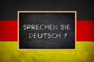 sprechen sie deutsch - Deutsche Sprache lernen © gguy