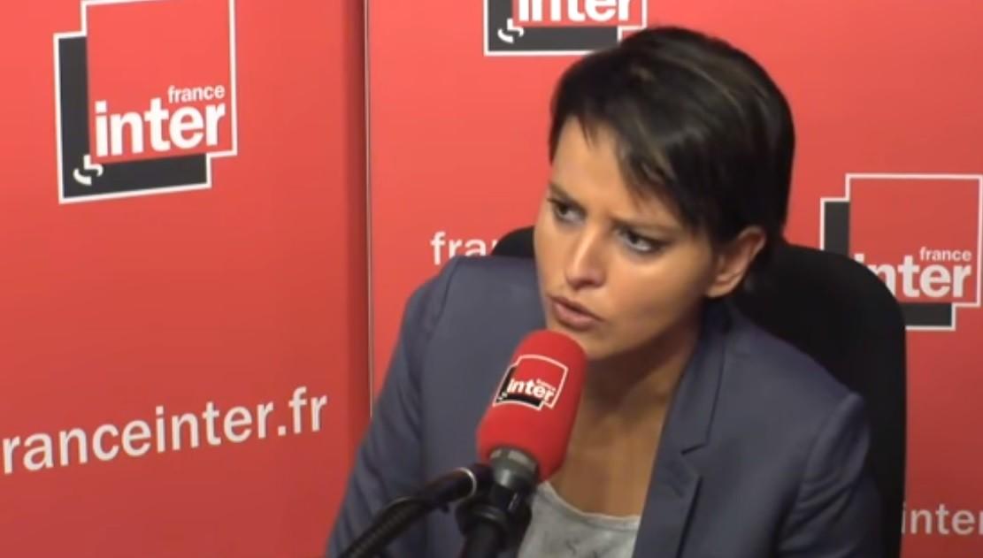 Najat Vallaud-Belkacem : « J'invite le pape à rencontrer les enseignants »