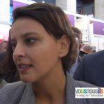 Najat Vallaud-Belkacem : les professeurs d'histoire sont précieux