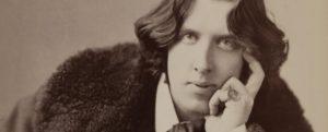 Napoleon Sarony, Portrait d'Oscar Wilde, 1882. Crédit : Bibliothèque du Congrès, Washington