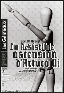Affiche Arturo Ui