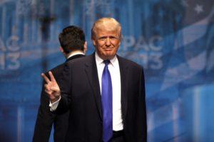 Le candidat républicain Donald Trump / Gage Skidmore / Wikimedia Licence CC