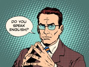 Teacher do you speak English © Fotolia